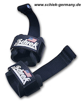 Schiek Sports Power Dowel Lifting Straps 1000DLS