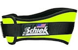 Schiek Sports Trainingsgürtel Modell 2006 in Neon