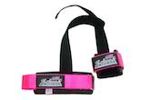Schiek Sports Power Lifting Straps 1000PLS in pink